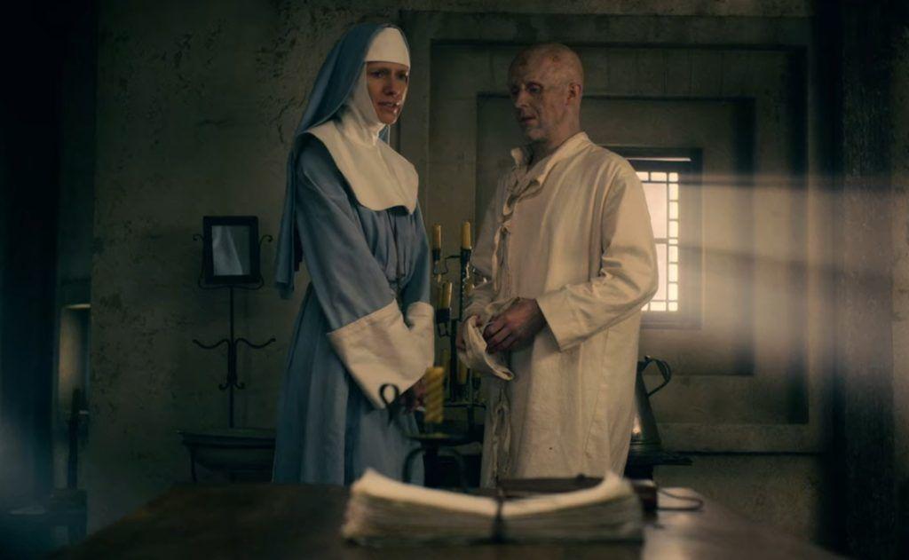 Drácula, Agatha y Jonathan Harker