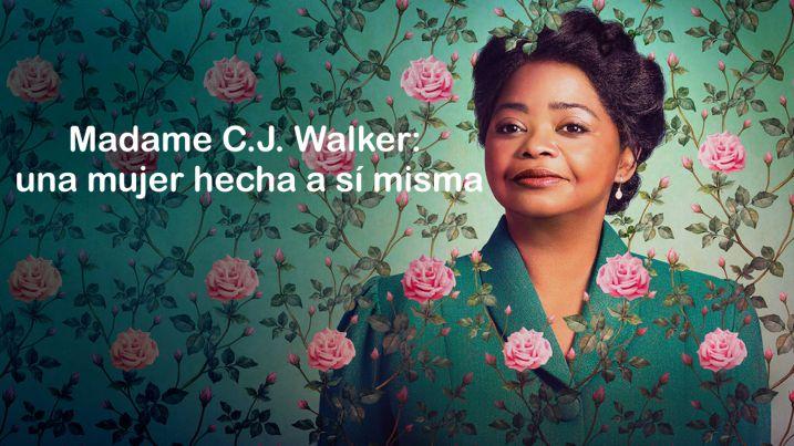 Madame C.J. Walker, una mujer hecha a sí misma