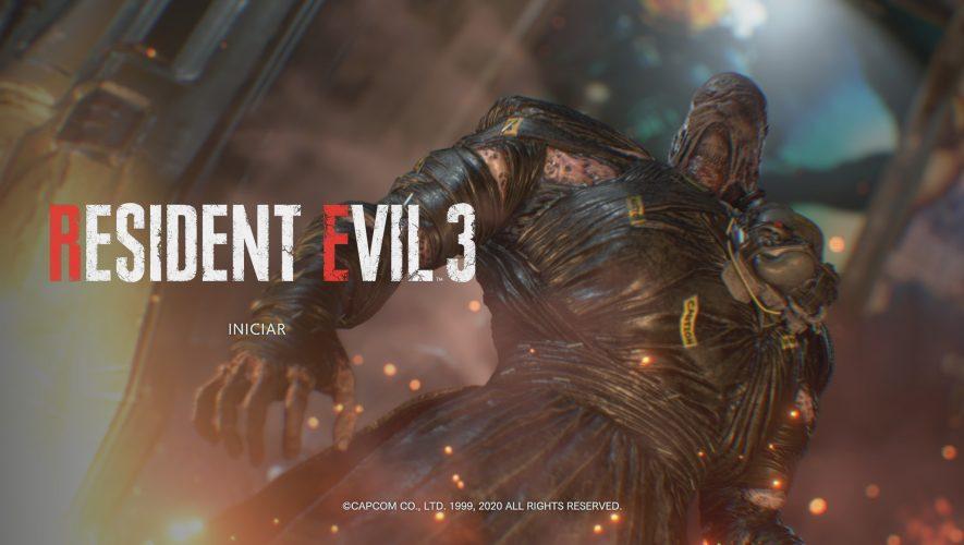 Residen Evil 3 Remake