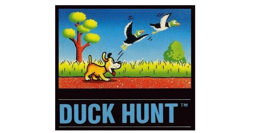 Duck Hunt juego nes