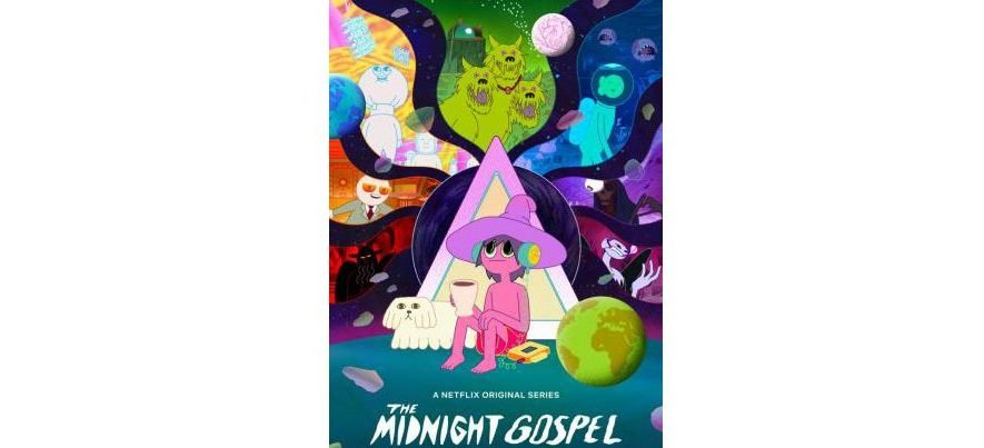 Serie The Midnight Gospel