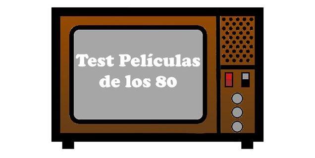 Test Películas de los 80