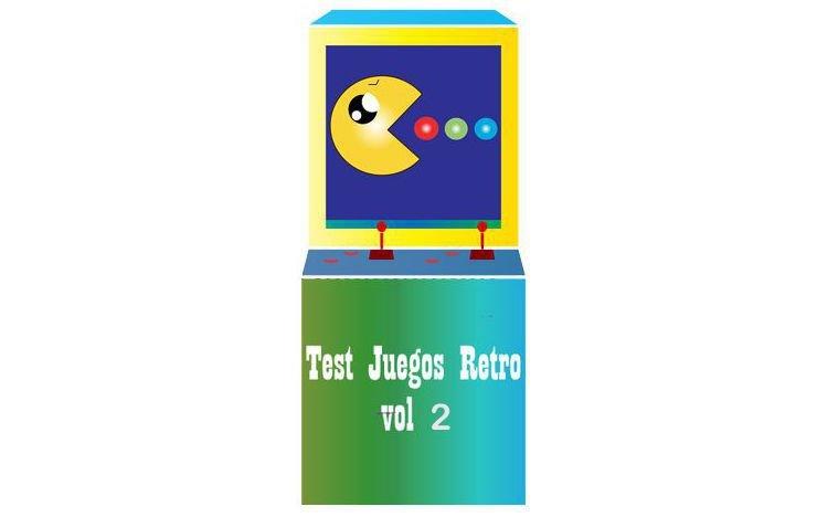 Test Juegos Retro vol 2