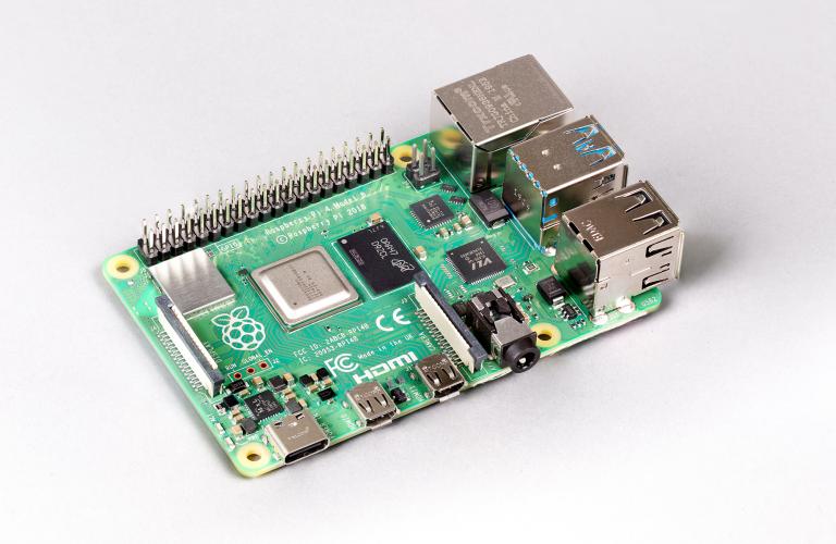 Raspberry Pi 4 con 8Gb de memoria