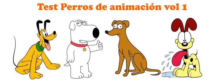 Test Perros de animación vol 1