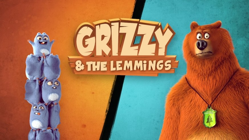 Grizzy y los lemmings