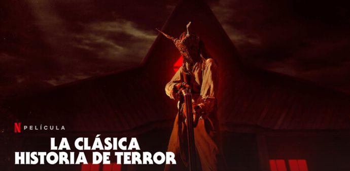 La clásica historia de terror