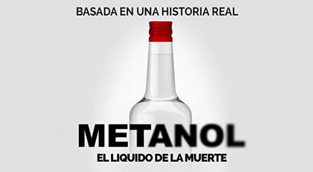 Metanol El líquido de la muerte