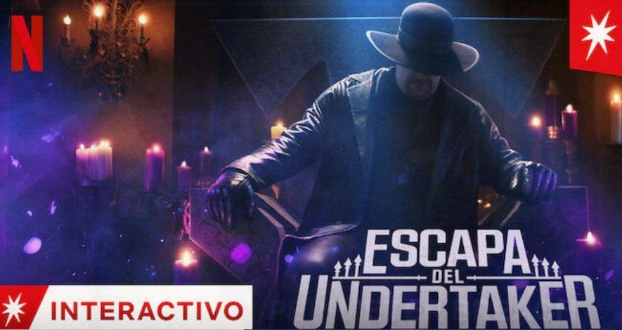 Escapa de Undertaker