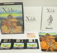 XAK – Juego de RPG para MSX2